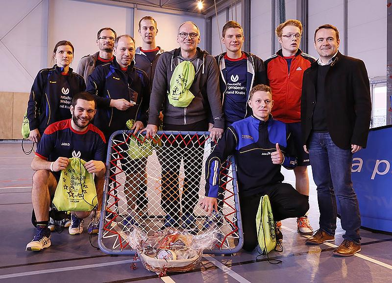 Der ASC Weimar fuhr beim European Silver Cup sein bislang bestes internationales Ergebnis ein.